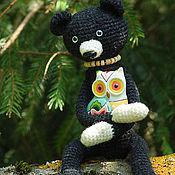 Куклы и игрушки ручной работы. Ярмарка Мастеров - ручная работа Медвежонок ручной работы, зовут- Buddy.. Handmade.