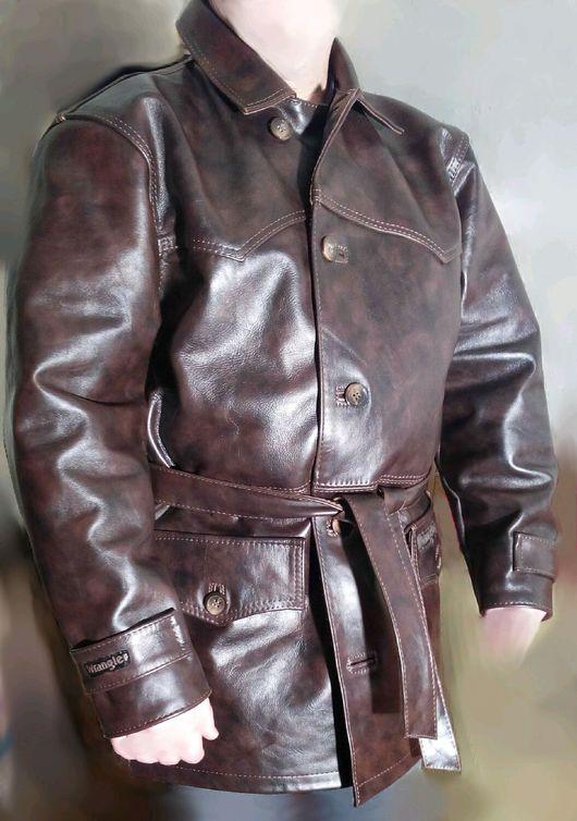 Верхняя одежда ручной работы. Ярмарка Мастеров - ручная работа. Купить Куртка из натуральной кожи.. Handmade. Куртка, индивидуальный пошив
