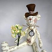 Куклы и игрушки ручной работы. Ярмарка Мастеров - ручная работа Джентльмен. Handmade.