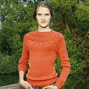 Одежда ручной работы. Ярмарка Мастеров - ручная работа Vodograi sweater (свитер Водограй). Handmade.