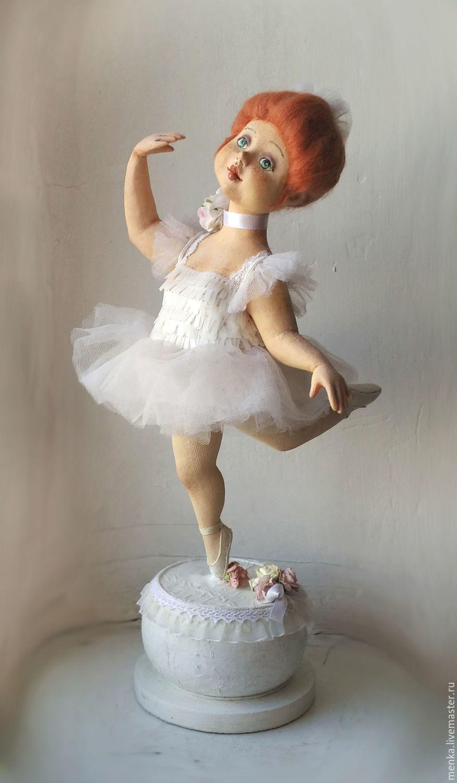 Балеринки, Интерьерная кукла, Минск,  Фото №1