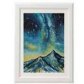 Картины и панно handmade. Livemaster - original item Watercolor painting