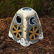 handmade. Livemaster - original item Julleuchter - Sky Yule Lantern. Handmade.