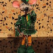 Куклы и игрушки ручной работы. Ярмарка Мастеров - ручная работа Робин Гуд. Handmade.