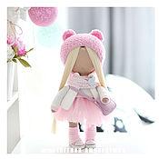 """Куклы и игрушки ручной работы. Ярмарка Мастеров - ручная работа Кукла интерьерная """"Sweet rose"""". Handmade."""