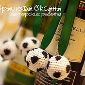 Сувениры и подарки ручной работы. Ярмарка Мастеров - ручная работа Футбол. Handmade.