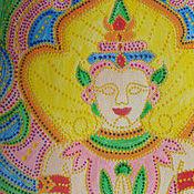 Картины и панно ручной работы. Ярмарка Мастеров - ручная работа Будда. Handmade.