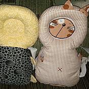Одежда ручной работы. Ярмарка Мастеров - ручная работа Рюкзачок-защита от падений для малышей. Handmade.