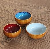 Посуда ручной работы. Ярмарка Мастеров - ручная работа Пиалы разноцветные. Handmade.
