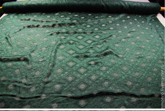 Шитье ручной работы. Ярмарка Мастеров - ручная работа. Купить Уникальный креп жоржет 100% шелк, Алиша. Handmade. Ткань