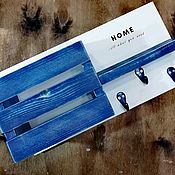 Для дома и интерьера handmade. Livemaster - original item Housekeeper *Skandi Blue*. Handmade.