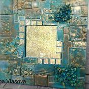 Для дома и интерьера handmade. Livemaster - original item Mirror interior. Handmade.