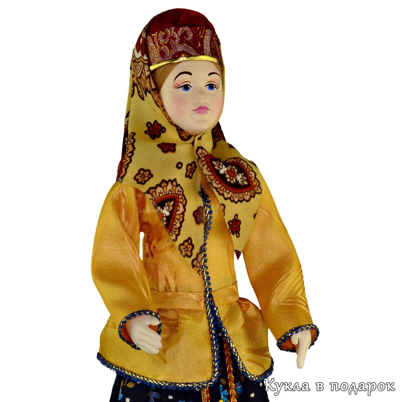 Вологодская кукла в национальном костюме – купить на ...