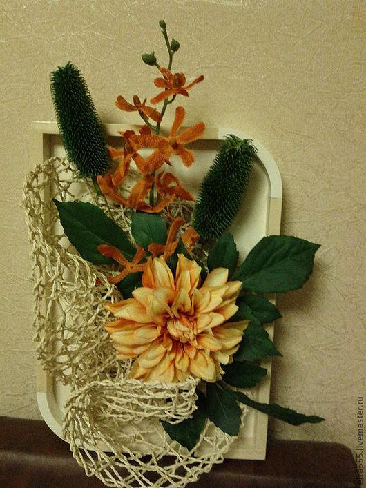 Подарки для влюбленных ручной работы. Ярмарка Мастеров - ручная работа. Купить пион в сетях. Handmade. Рыжий, оригинальный подарок