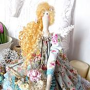 Тильда Ангел Кукла текстильная Селестина