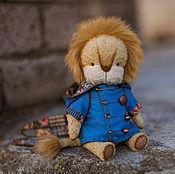 Куклы и игрушки ручной работы. Ярмарка Мастеров - ручная работа ласковый, пушистый и прыгает. Handmade.