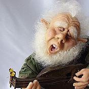 Куклы и игрушки ручной работы. Ярмарка Мастеров - ручная работа Трубадур. Handmade.
