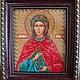 именная икона - Святая Юлия
