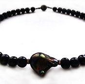 Украшения handmade. Livemaster - original item Necklace-choker, natural pearls. Handmade.