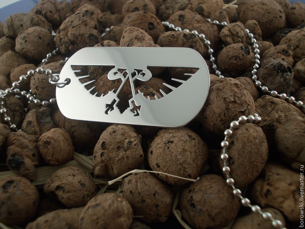 Badge Of The Imperial Eagle, Pendants, St. Petersburg,  Фото №1