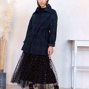 Одежда ручной работы. Ярмарка Мастеров - ручная работа Жакет из костюмной шерсти Dior.. Handmade.