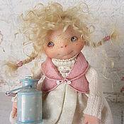 """Куклы и пупсы ручной работы. Ярмарка Мастеров - ручная работа """" Малышка Милки"""" или"""" У меня сегодня кошка родила вчера котят"""". Handmade."""