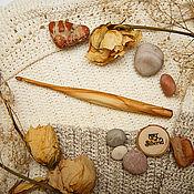 Материалы для творчества handmade. Livemaster - original item Crochet hook 4#43. Handmade.