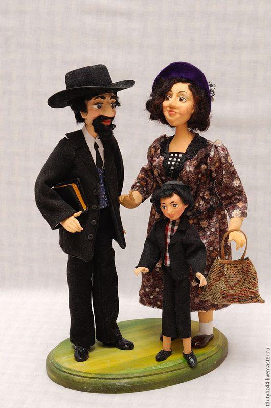 Коллекционные куклы ручной работы. Ярмарка Мастеров - ручная работа. Купить СЕМЬЯ Авторская кукла. авторская кукла купить подарить. Handmade.