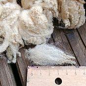 Шерсть ручной работы. Ярмарка Мастеров - ручная работа Флисы овечки Шетланд от 100 гр.. Handmade.