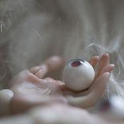 Куклы и игрушки ручной работы. Ярмарка Мастеров - ручная работа альбинос. Handmade.