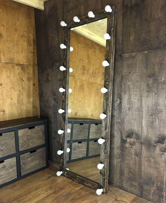 Зеркала ручной работы. Ярмарка Мастеров - ручная работа. Купить Зеркало DENVER. 200 см на 80 см.. Handmade.