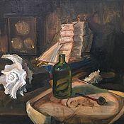 Картины и панно ручной работы. Ярмарка Мастеров - ручная работа Корабль. Handmade.