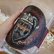 Посуда handmade. Livemaster - original item Beer mug Viking. Handmade.