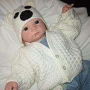 Куклы и игрушки ручной работы. Ярмарка Мастеров - ручная работа Кукла реборн Вивьен Э.Воснюк. Handmade.
