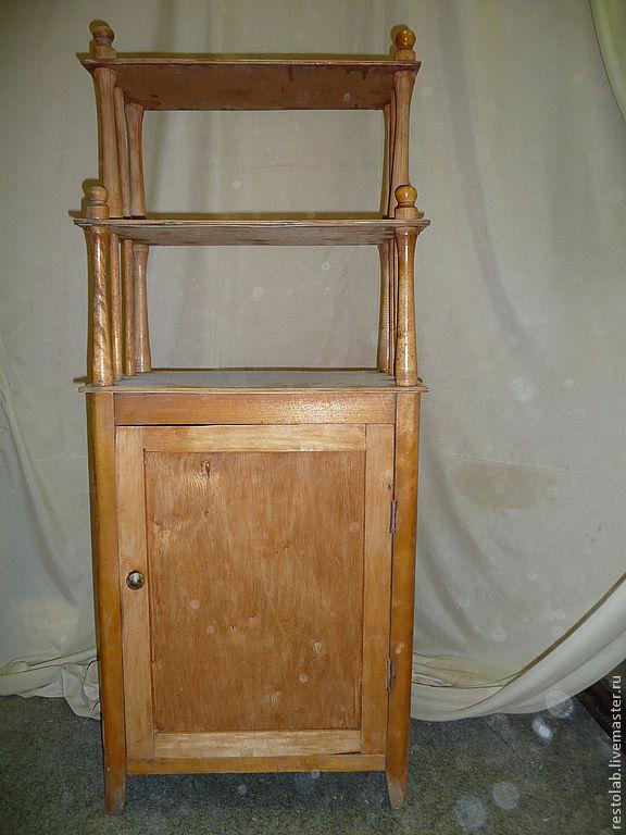 Как отреставрировать старую этажерку своими руками фото 81