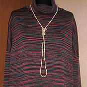 """Одежда ручной работы. Ярмарка Мастеров - ручная работа Джемпер """"Миссони"""". Handmade."""