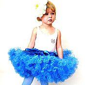 Работы для детей, handmade. Livemaster - original item The skirt is made of tulle for American girl snow illusion. Handmade.
