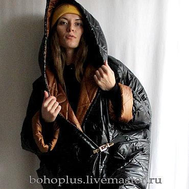"""Одежда ручной работы. Ярмарка Мастеров - ручная работа Куртка оверсайз """"Осень3"""". Handmade."""