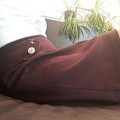 Одежда ручной работы. Ярмарка Мастеров - ручная работа Юбка в офис. Handmade.