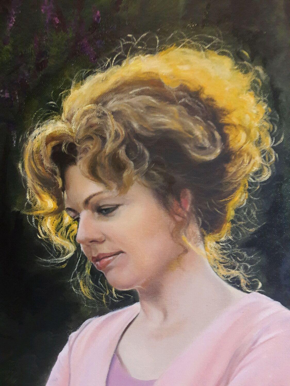 Портрет маслом по фото, Картины, Нижний Новгород,  Фото №1