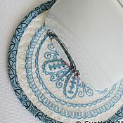 """Для дома и интерьера ручной работы. Ярмарка Мастеров - ручная работа Подставка под чайник """"Нежный цветок"""". Handmade."""