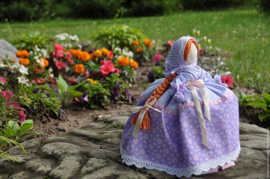Кухня ручной работы. Ярмарка Мастеров - ручная работа. Купить Кукла-грелка на чайник. Handmade. Брусничный, кукла на чайник