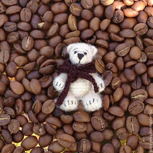 Мишки Тедди ручной работы. Ярмарка Мастеров - ручная работа. Купить Маленький Медвежонок. Handmade. Бежевый, мишка ручной работы