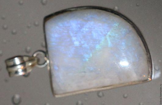 № 1 кулон 4.5 см.   камень 3.0 х 2.5 см