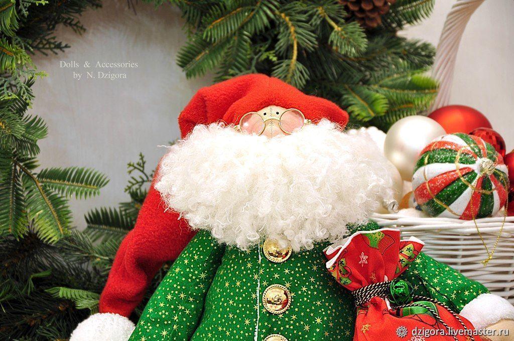 Санта Клаус, Статуэтка, Королев, Фото №1