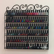 Shelves handmade. Livemaster - original item Shelf for paints. Handmade.