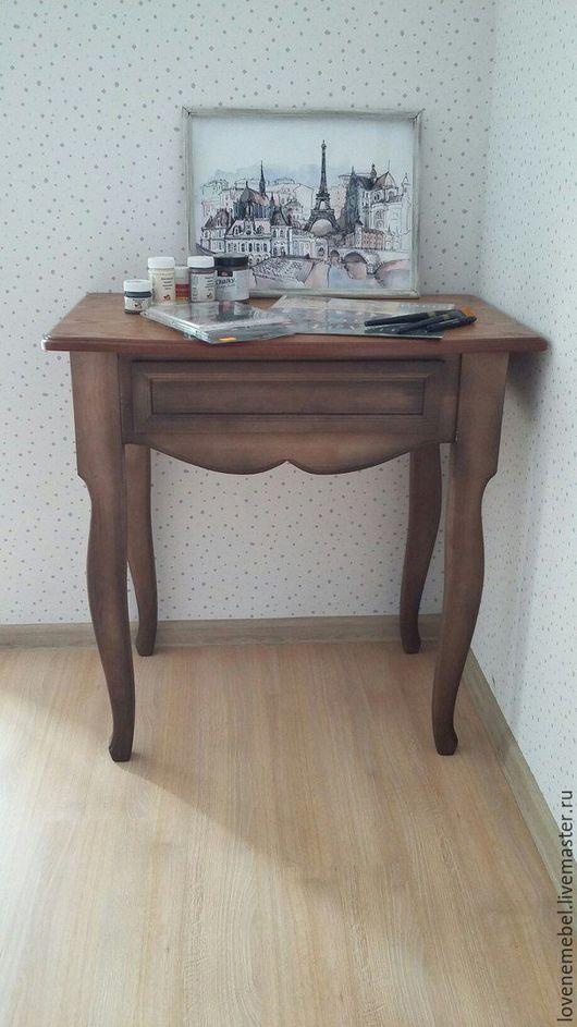 """Мебель ручной работы. Ярмарка Мастеров - ручная работа. Купить Столик """"Граф Монте Кристо"""" - мебельная заготовка для окрашивания. Handmade."""