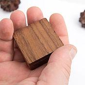 handmade. Livemaster - original item Wooden gift box made of wood. Handmade.