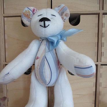 Куклы и игрушки ручной работы. Ярмарка Мастеров - ручная работа Мишутка Ми-Ми. Handmade.