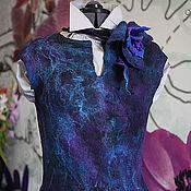 Одежда ручной работы. Ярмарка Мастеров - ручная работа Туника для Ольги. Handmade.